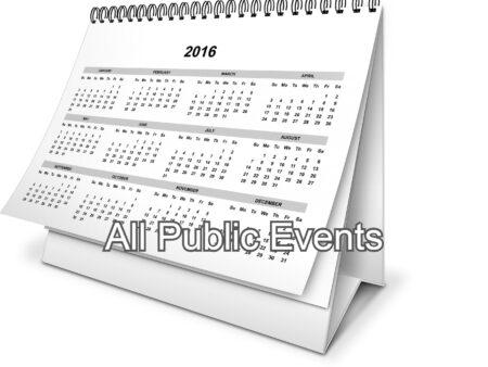 Public Events & Open Days