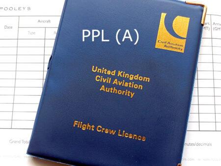 Private Pilot Licence (Aeroplane) - PPL (A)